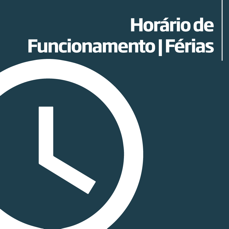 Expediente administrativo durante as férias