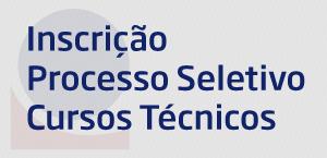 Processo Seletivo - Técnico