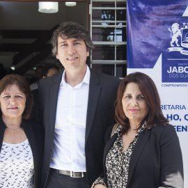 Inauguração do Centro Municipal de Qualificação Profissional de Jaboatão