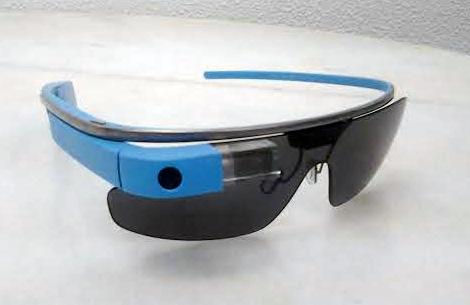 Google Glass na Unibratec